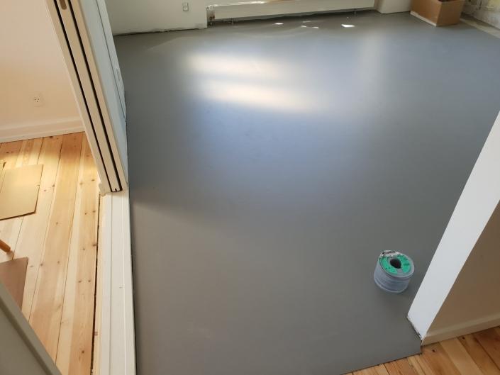 Nyt gulv