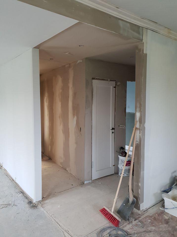 Nye vægge