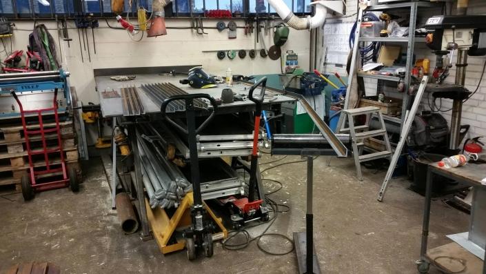 Værktøj til renovering og tilbygning