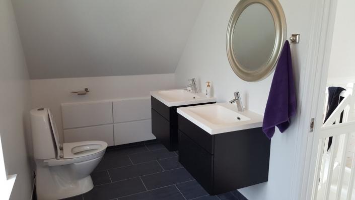 Renovering af badeværelse 2