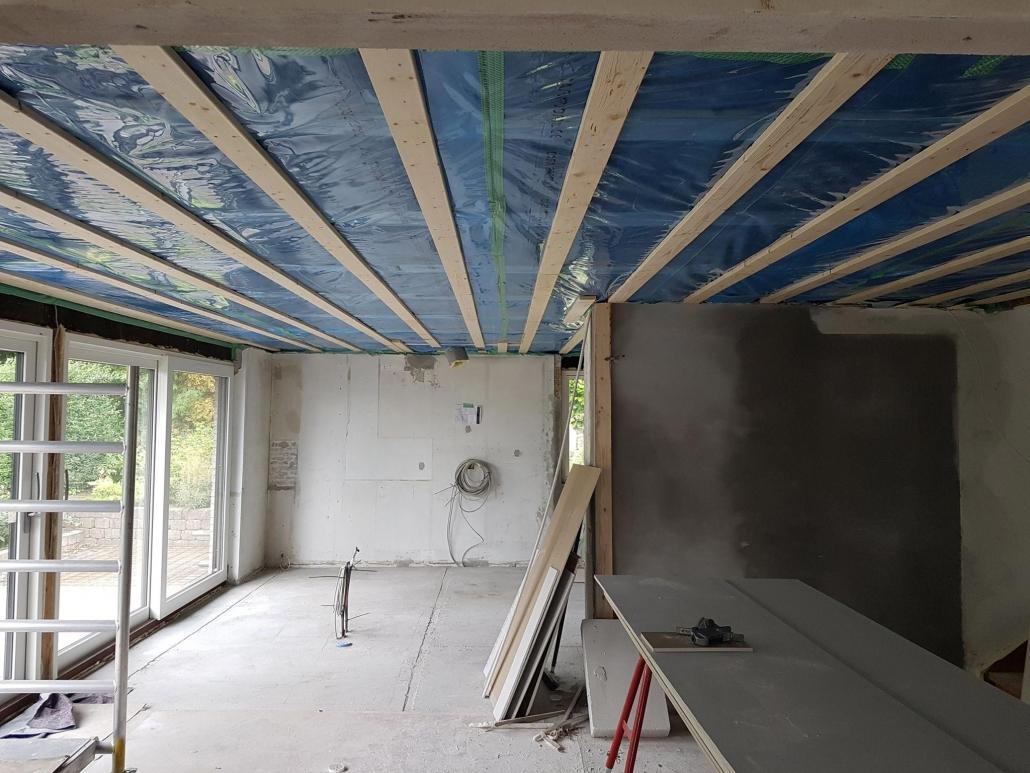 Nye vægge og lofter