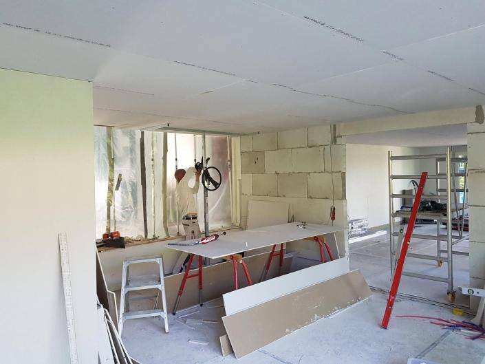Tømrerfirma til tilbygning