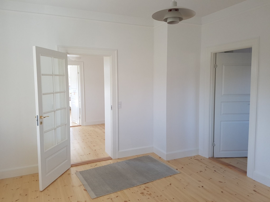 Nye døre