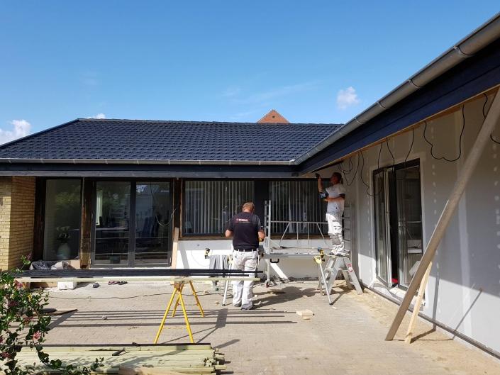 Tømrerfirma til renovering