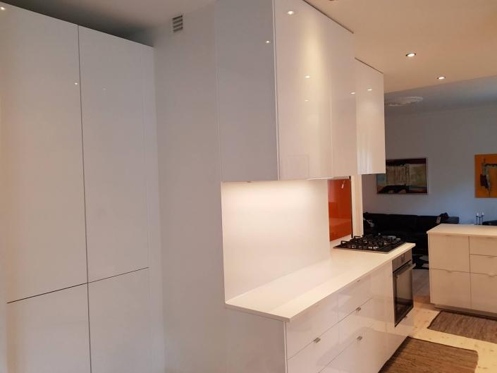 Nyt køkken i lejlighed